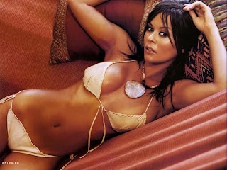AMERICAN MODEL-DANCER BROOKE BURKE HOT WALLPAPERS