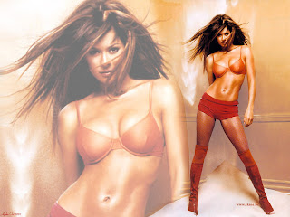 AMERICAN MODEL-DANCER BROOKE BURKE HOT