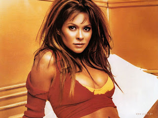 AMERICAN MODEL-DANCER BROOKE BURKE SEXIEST WALLPAPER