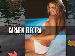 OHIO BORN CELEBRITY CARMEN ELECTRA