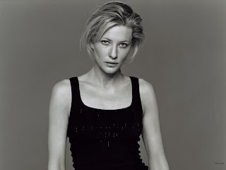CATE BLANCHETT WIDESCREEN WALLPAPERS