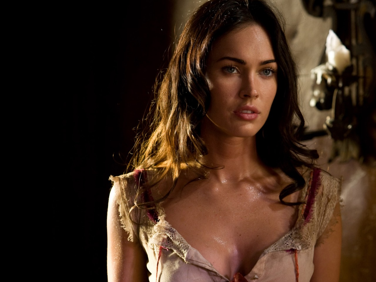 Megan Fox Jonah Hex Wallpaper