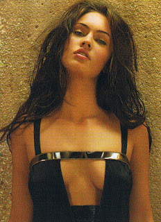 Hollywood Hot Actress Megan Fox