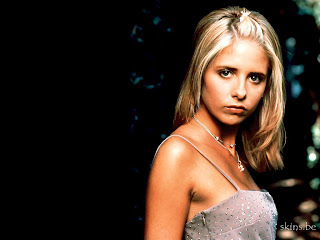 Sarah Michelle Gellar HD Wallpaper