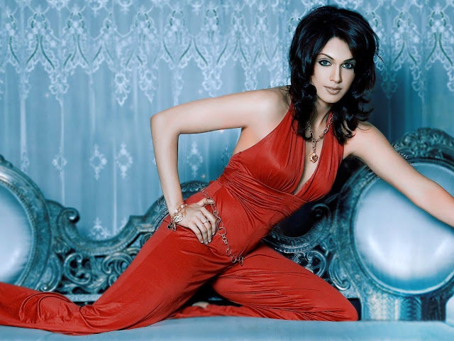 Sexy Isha Koppikar Hottest Modelling Wallpapers