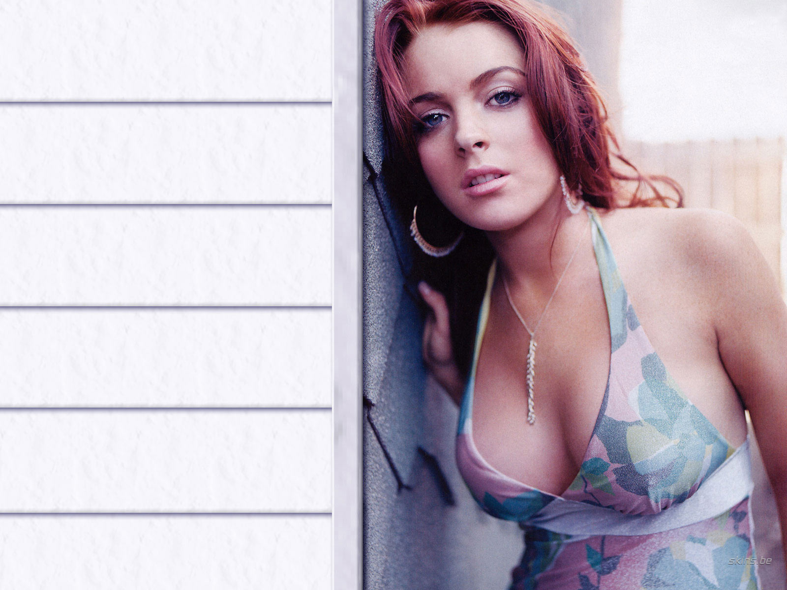 Lindsay Lohan Hot Wallpaper