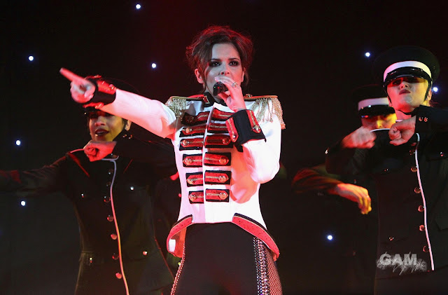 Cheryl Tweedy Cole On Stage Performing HQ Pictures