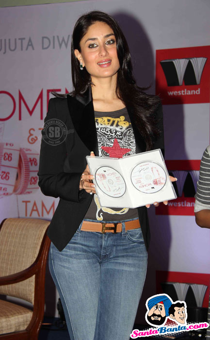 Kareena Kapoor at Women and The Wait Loss Tamasha Launch