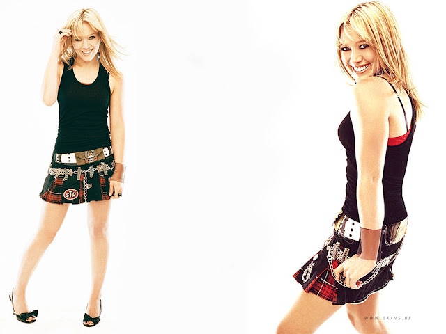 Hilary Duff HQ Wallpaper 1024 X 768
