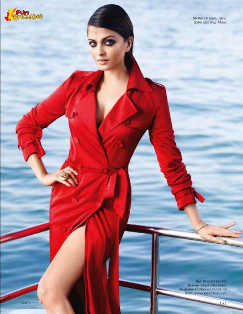 Aishwarya Rai Latest Pictures Vogue 2011