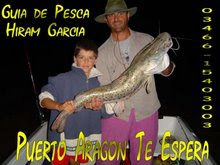 Guia de Pesca En Puerto Aragon