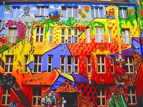 Modern Day Graffiti Artists