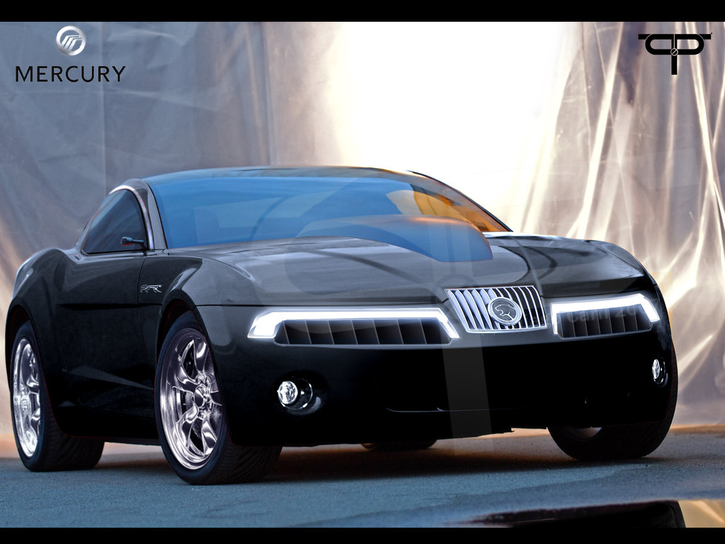 2012 Mercury Cougar Concept: Wishful Thinking! - Taurus Car Club of America : Ford Taurus Forum