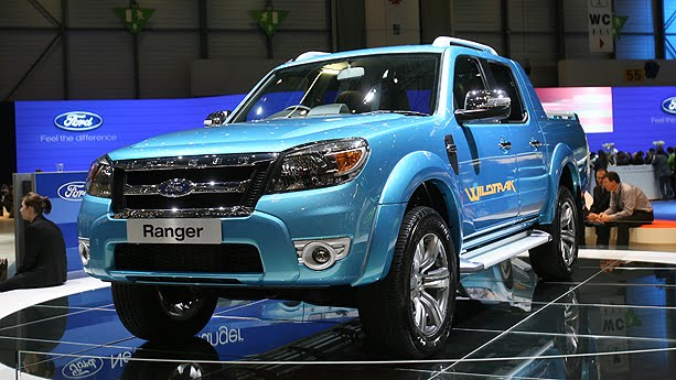Ford Thunderbird.NET Automotive Blog: 2011 Ford Ranger Concept - Designed in
