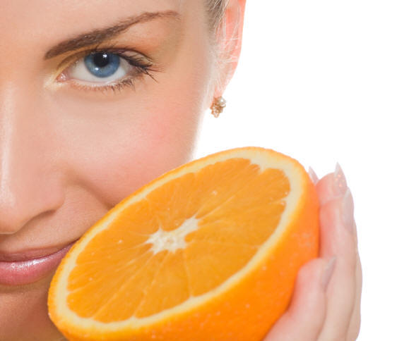 Fresh and Shining with Vitamin C Skin Care