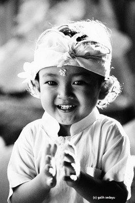 """Dasar, lagu Bali merupakan lagu """"wajib"""" yang setiap anak musti bisa"""