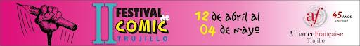 Historias, Histerias e Historietas - 2do Festival de Cómic de Trujillo
