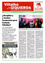 VILLALBA A LA IZQUIERDA