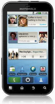 Motorola Defy MB5250