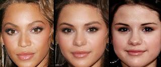 Beyonce Knowles dan Selena Gomez
