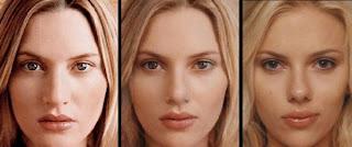 Kate Winslet dan Scarlett Johansson