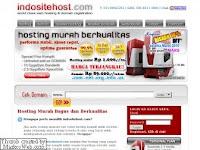 Kontes SEO Hosting Murah Indonesia Indositehost.com