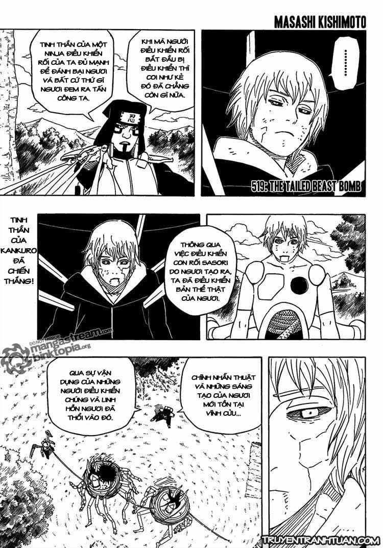 Naruto - Chapter 519 - Pic 1