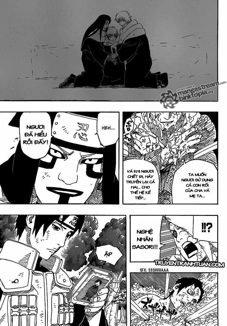 Naruto - Chapter 519 - Pic 3