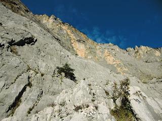 Klettersteig Che Guevara : Klettersteig u eche guevarau c pietramurata lumacagabi