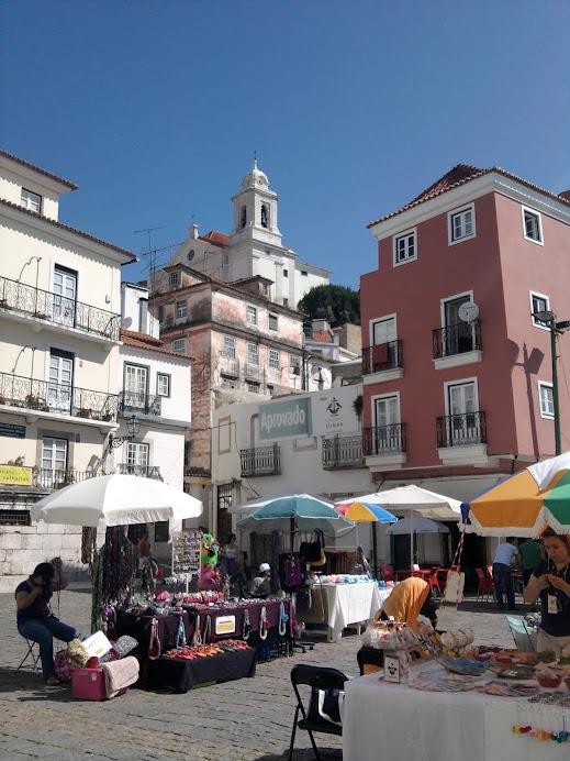 Ferinha em Alfama - Lisboa