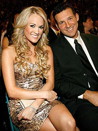 carrie underwood mike fisher together