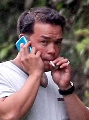 Is Jon Gosselin smoking pot
