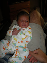 Michael 1 Week Old
