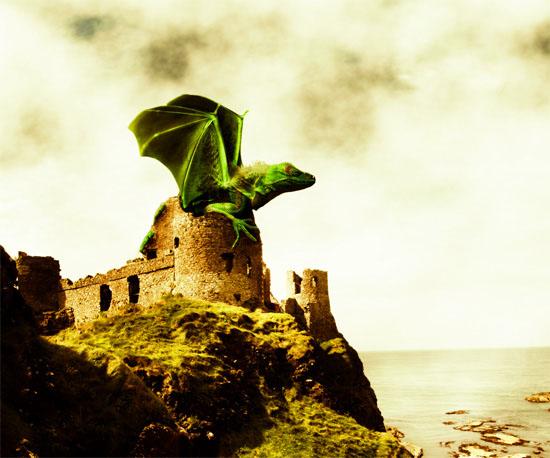 Tutorial manipulasi foto fantasy 62