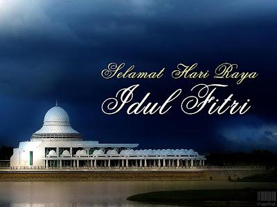 30 Desain Kartu Ucapan Idul Fitri by Irwan - Album Kolase ...