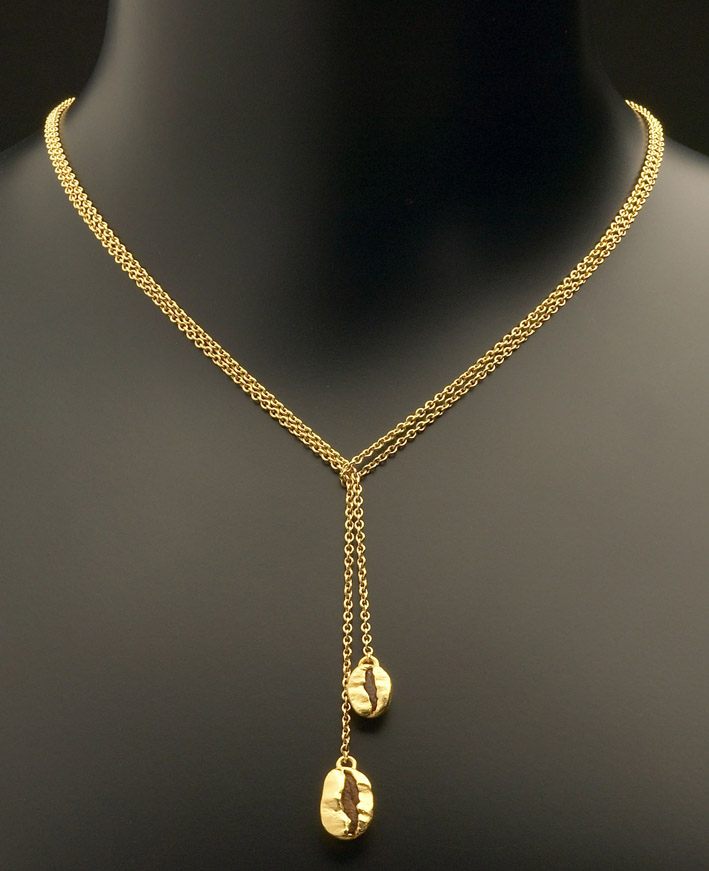 French gold jewelry