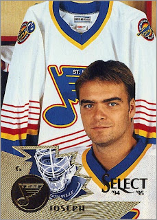Career in Cards: Curtis Joseph
