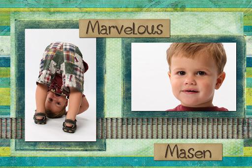 Marvelous Masen