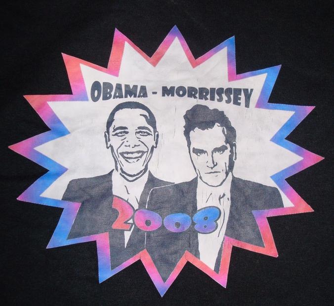 Obama Morrissey
