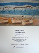 Cartel Exposición Individual 2010