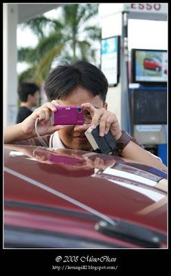 Cameraman @ Work : Ayoppan