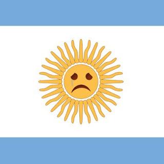Ahora atentado! Bandera++argentina+llorando