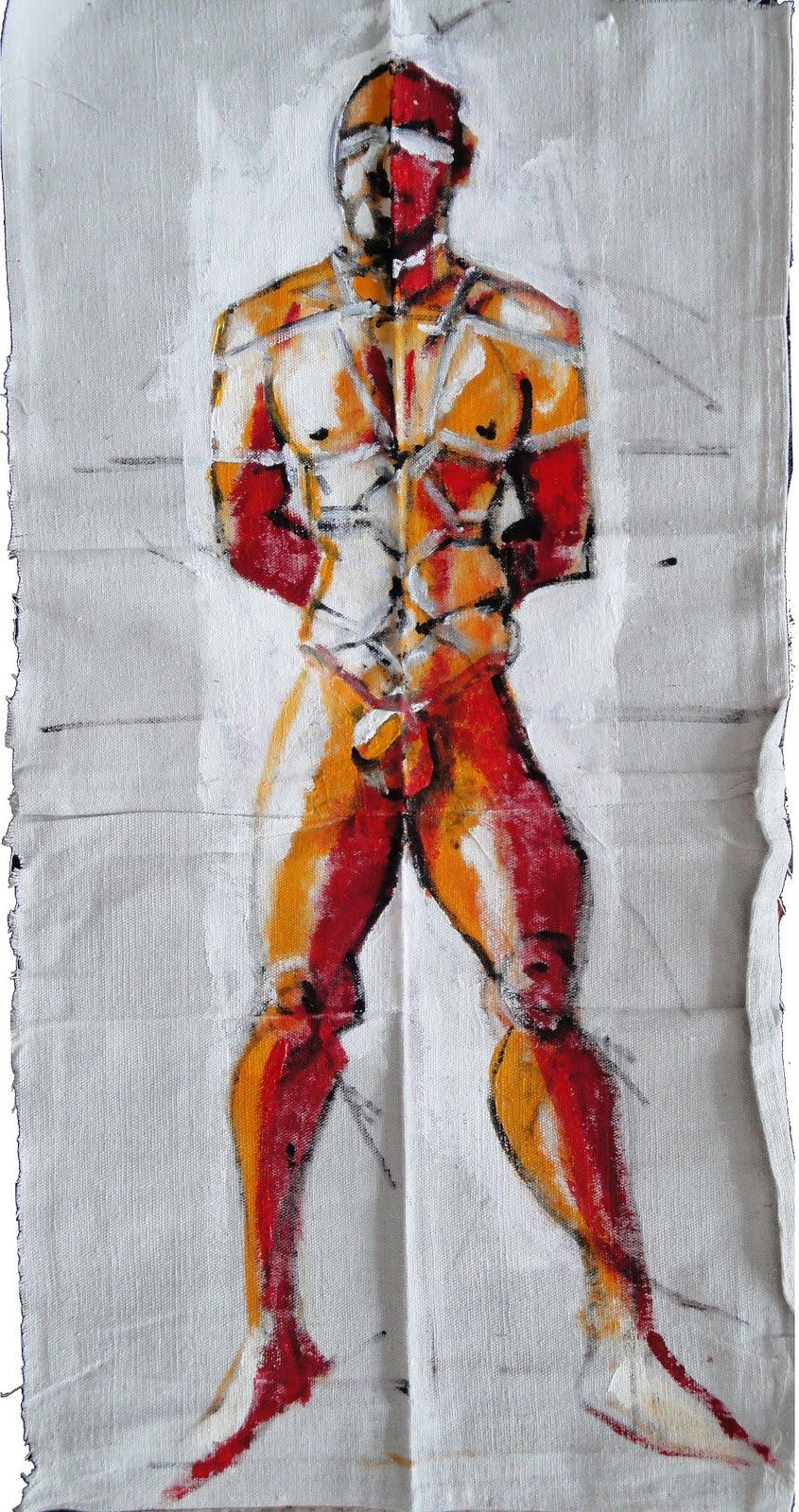 20091113bondage Dirty gay boys: Sock Washing