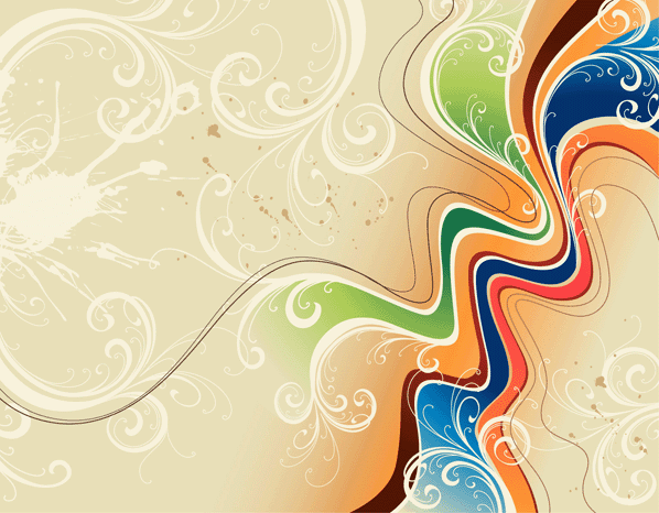 Abstract Vector Wallpaper on this Abstract Graphic Wallpaper website