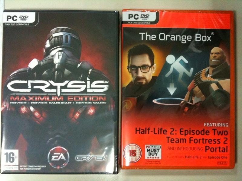 Internet's Best Secrets: Crysis EA Annoyances - Error 5024