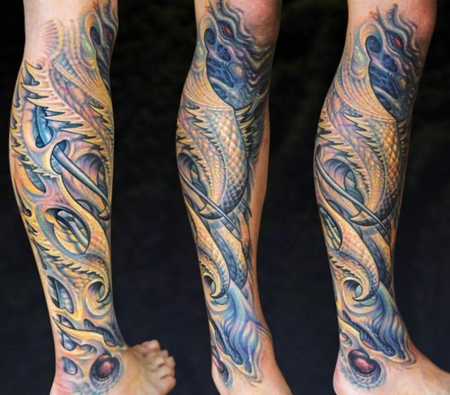 Tattoo link aaron cain for Aaron cain tattoo
