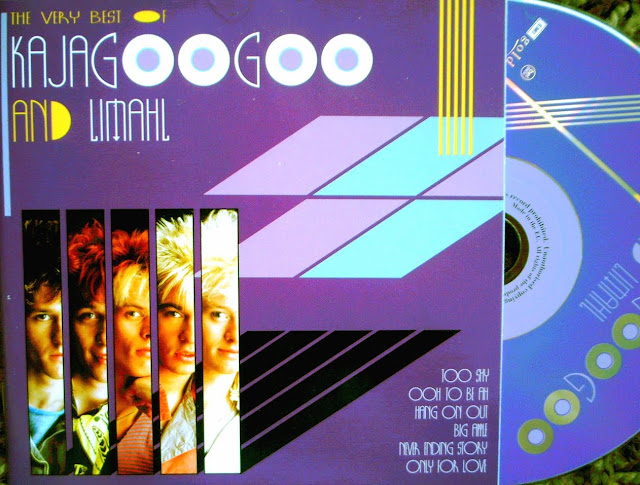 Kajagoogoo - The Very Best Of Kajagoogoo and Limahl on EMI 2003