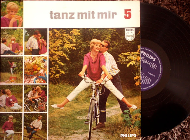 Tanz mit Mir 5 - Various on Philips 1956