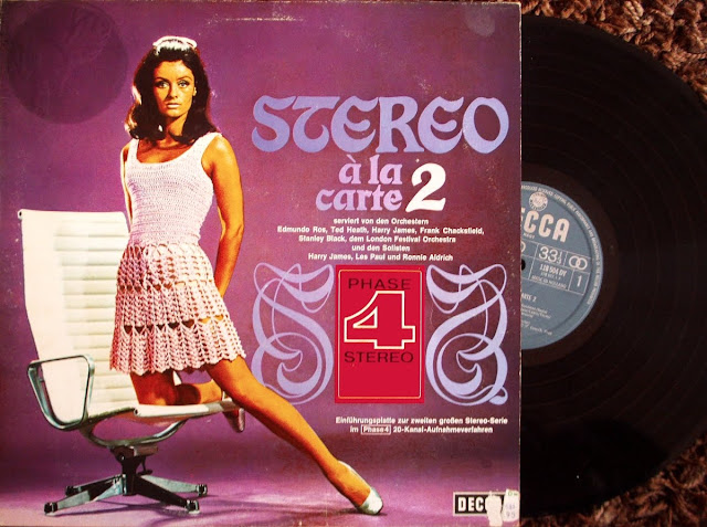 Phase 4 Stereo Г  la Carte 2 - Various on Decca 1968