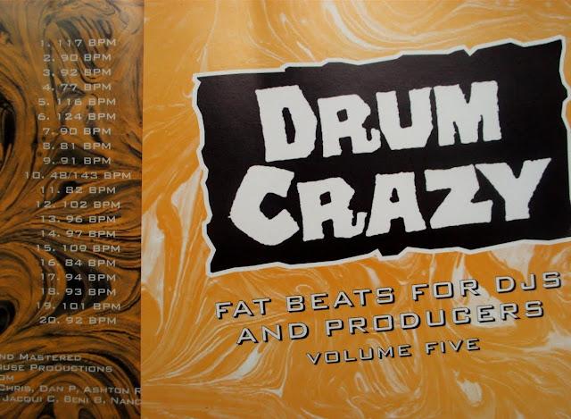Drum Crazy Volume Five